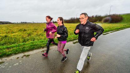 Straf: 84-jarige jogt 10 kilometer op Sylvesterloop