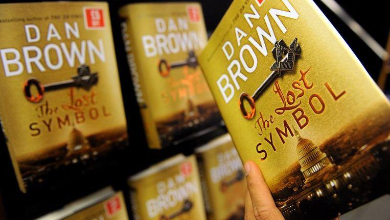 Het nieuwe boek van Dan Brown breekt alle verkooprecords. Foto EPA Beeld