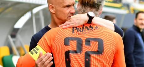 Letsch presteert uitmuntend in zijn debuutjaar bij Vitesse: 'Bewogen en zwaar, maar óók fantastisch seizoen'