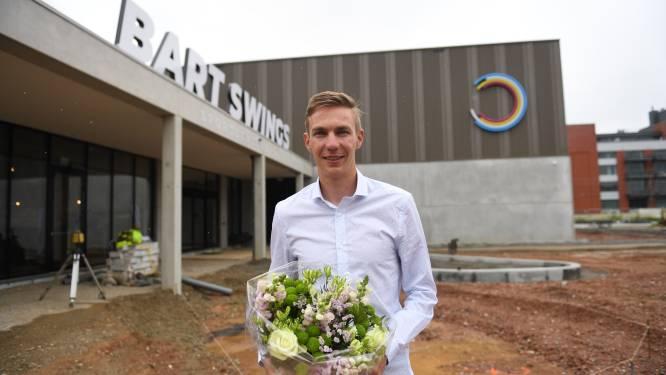 """Sportcentrum Bart Swings officieel geopend: """"Een ontmoetingsplaats voor (top)sporters en passanten"""""""