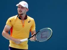 David Goffin remonte au 12e rang du classement ATP