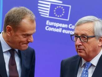 """Juncker waarschuwt Nederlanders voor """"neen"""" tegen Oekraïne-verdrag"""