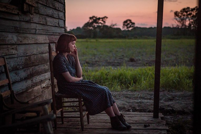 Carey Mulligan in 'Mudbound'. Beeld