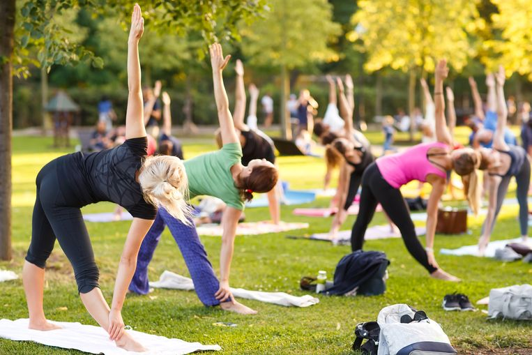 Yoga-, zumba- of circuslessen? Je kan ze binnenkort gratis volgen op het Kroonplein.