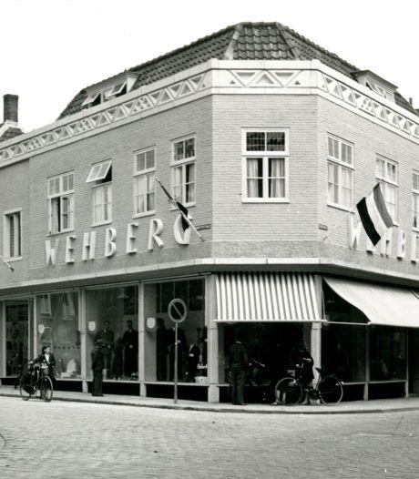Voormalige winkel Wehberg aan Kerkstraat wordt wooncomplex