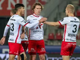 """Ewoud Pletinckx trok zege mee over de streep voor Zulte Waregem: """"Hoop dat ik snel weer in ploeg geraak"""""""