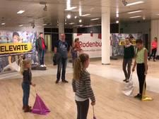 Gratis danslessen in oude V&D in Veenendaal