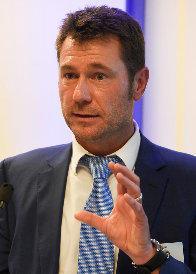 Bart Buysse, directeur-generaal VBO