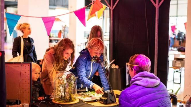 Bouwen, ontwerpen, programmeren en kijken, maar vooral zelf doen op de Eindhoven Maker Faire