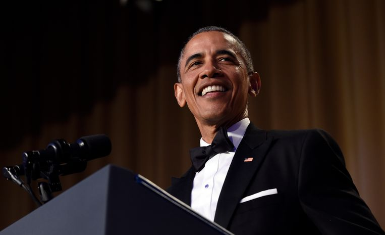 Voormalig president Barack Obama. Beeld AP