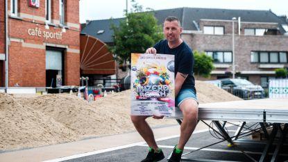 Café Sportif viert 80ste verjaardag met strandfestival