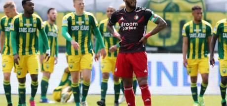 Dick Advocaat sluit na blamage voortijdig vertrek bij Feyenoord niet uit