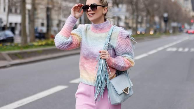 Instant lentegevoel met deze handtassen in pastel