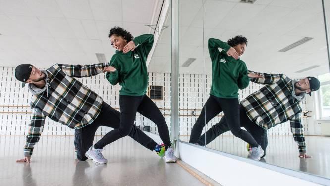 Vijftig uur lang de zware tijd wegdansen 'Als we winnen, is er geld voor een nieuwe dansschool'