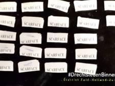 Dordtenaar met 22 pakjes cocaïne op zak opgepakt