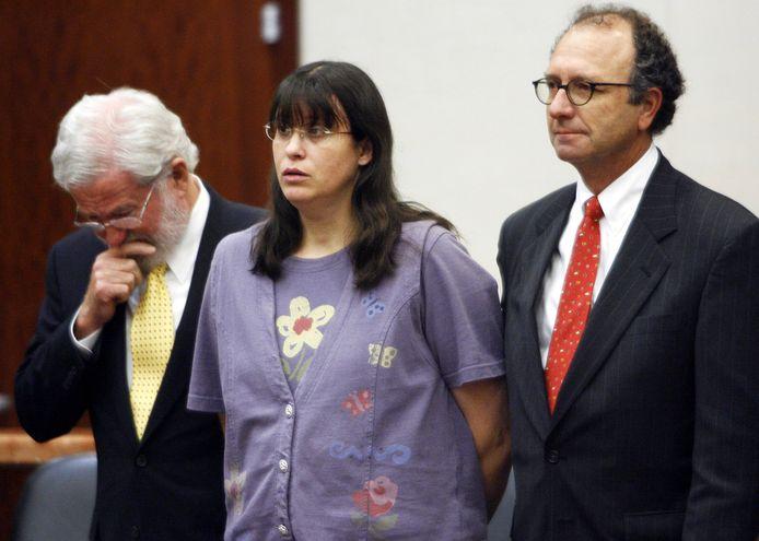 Andrea Yates werd naar het Kerrville State Hospital gestuurd waar ze permanent verblijft.