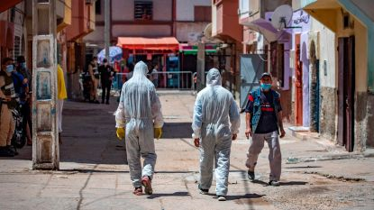 Marokkaanse metropool Tanger opnieuw in lockdown