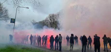 Mogen Go Ahead Eagles-supporters coronaregels negeren? 'We grijpen niet koste wat het kost in'