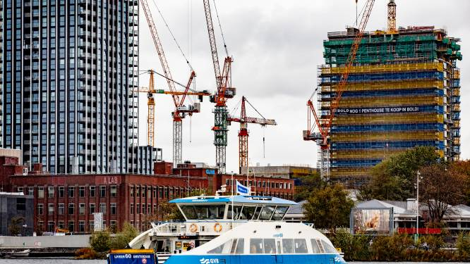 Minder woningen voor middeninkomens, nieuwbouw 'dramatisch'