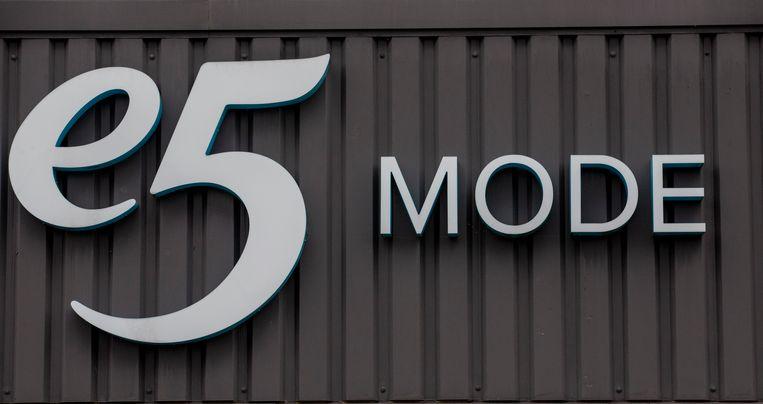 e5 mode. Beeld BELGA