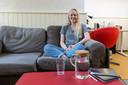 Tiah Pumfrett uit Engeland studeert Europese literatuur. Ze is verliefd op Utrecht.