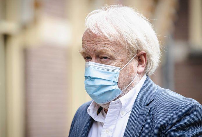 Jaap van Dissel, directeur van het Centrum Infectieziektebestrijding van het Rijksinstituut voor Volksgezondheid en Milieu.