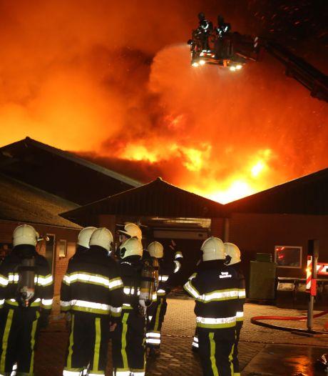 Brabant spant de kroon: meeste stalbranden afgelopen 9 jaar