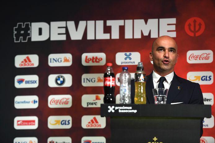 Roberto Martinez fait partie des candidats de Tottenham pour reprendre la place laissée vacante par José Mourinho.
