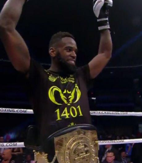 Murthel Groenhart zegt af voor titelgevecht tegen Glory-wereldkampioen Cedric Doumbé