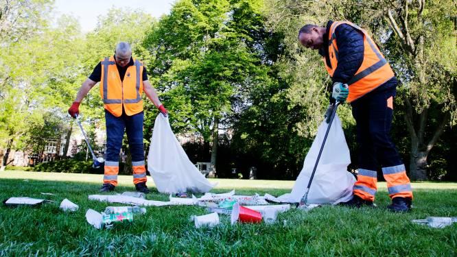 Buren knettergek van overlast in parken: 'Wij zeikerds? Kom het maar eens meemaken'