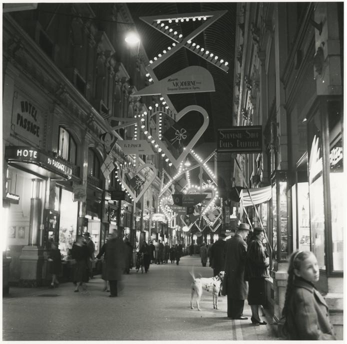 De Passage in 1960.