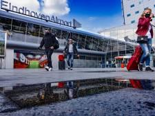 Halers en brengers weer welkom in terminal Eindhoven Airport