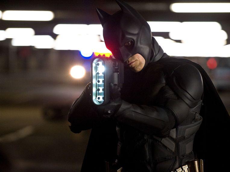 Christian Bale als Batman. Beeld ap