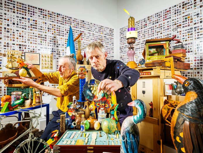 Expo 'Dingen': Guy Rombouts en Benjamin Verdonck