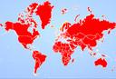 La carte du monde au 9 décembre 2020