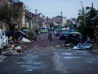 #extreemweer: verwoestende tornado in Tsjechië