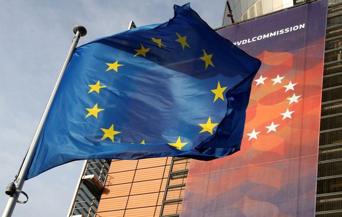 Vlamingen geven gemiddeld een 4,5 voor de Europese overheid.