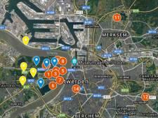 PFOS-vervuiling: stad Antwerpen gaat op beide oevers in bodem prikken en start infocampagne