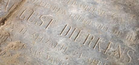 Geheim graf ontdekt in kerk Sas van Gent