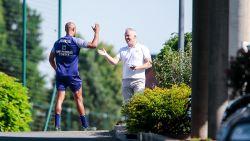 Kompany maakt meteen grote indruk bij Anderlecht, speler-manager traint ook vandaag gewoon mee