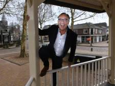 Cultuursnuiver John van Wijngaarden laat met muziek, theater en cabaret Houten bruisen