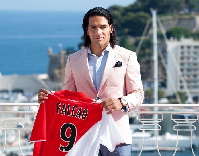 Radamel Falcao ruilde in 2013 Atletico Madrid voor AS Monaco. Voor 43 miljoen euro, zegt Football Leaks, en geen 60 miljoen, zoals algemeen werd aangenomen.