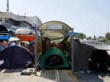 Les camps de réfugiés sur les îles grecques débordent après le putsch turc raté