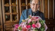 "Oudste priester van bisdom Brugge viert 100ste verjaardag: ""Ik lees nog elke dag in m'n gebedenboek, in het Latijn natuurlijk"""