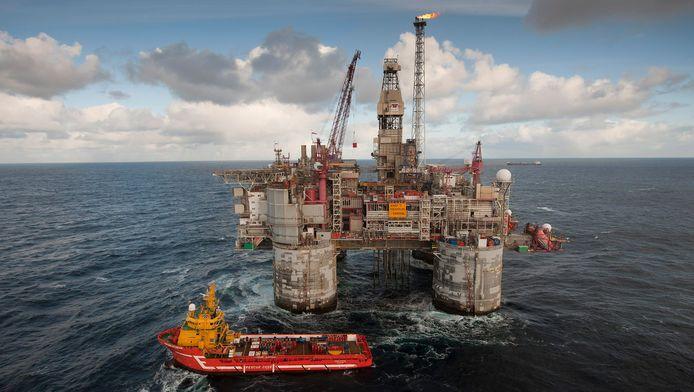 Het grootste deel van het geld in het Noorse staatsfonds komt uit taksen en winsten uit de olie- en gasindustrie.