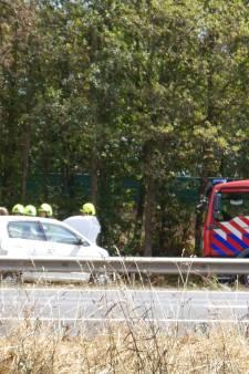 Vrouw gewond door ongeval op A73 bij Heumen