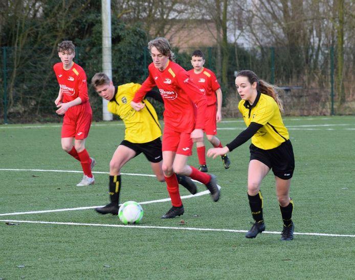 Fusion Academy uit Oostende zet al langer in op meisjesvoetbal