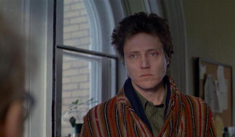 Christopher Walken in The Dead Zone (David Cronenberg, 1983). Beeld