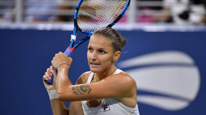 Pliskova mag blijven hopen op eerste eindzege op een grandslamtoernooi