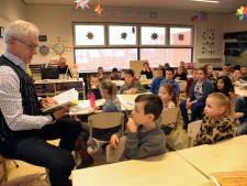 Kinderen die luisteren naar politici? Wel bij het Voorleesontbijt!